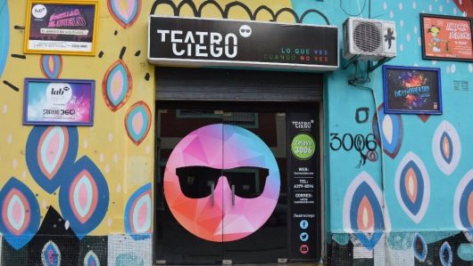 Teatro Ciego - Buenos Aires - Argentina