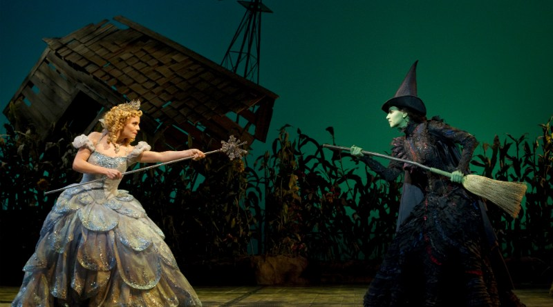 Musical Wicked Broadway