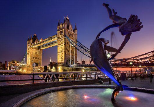 Seguro viagem Londres