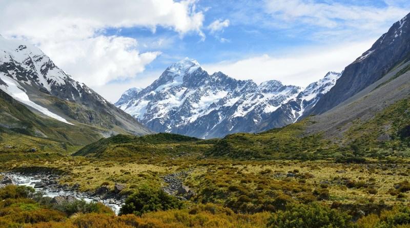 Seguro viagem Nova Zelândia