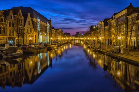Viagem para a Holanda