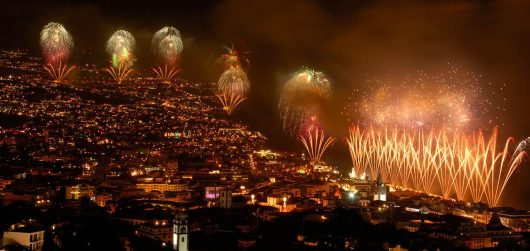 Réveillon Ilha da Madeira