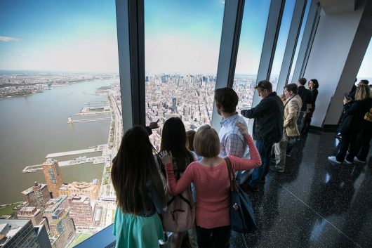 Vista do One World Observatory