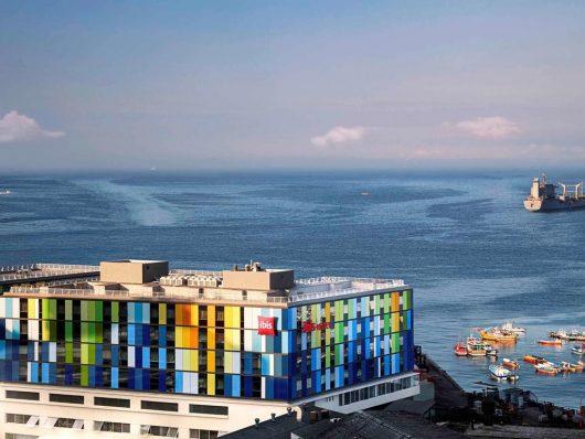 Hotel Ibis - Valparaíso - Chile