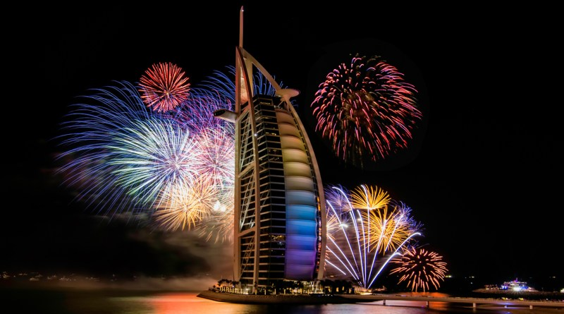 Réveillon Dubai 2019