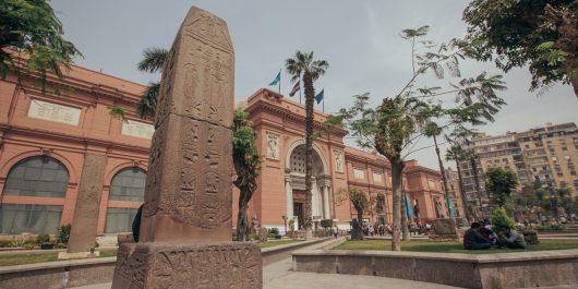 Museu Egípcio - Egito