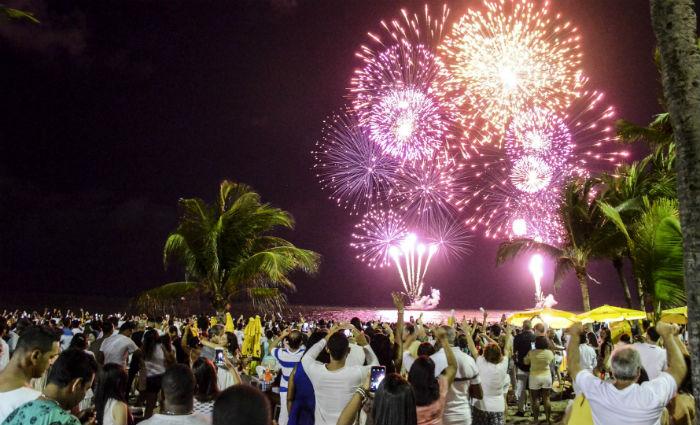 Réveillon Recife 2019