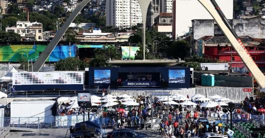 Apuração Carnaval 2020 no Rio de Janeiro