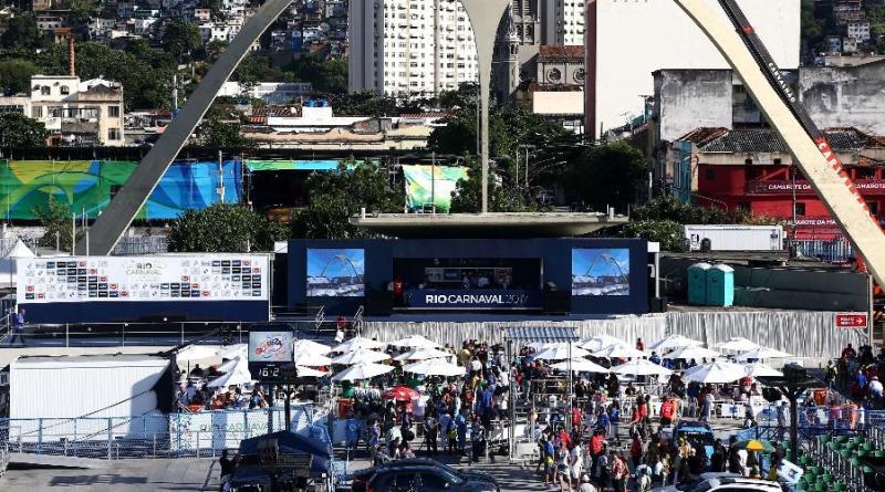 Apuração Carnaval 2019 no Rio de Janeiro
