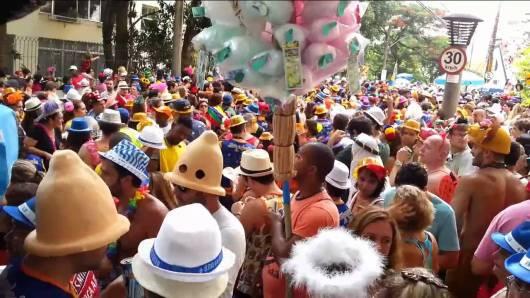 Blocos de rua de Carnaval no Rio de Janeiro