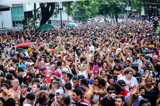 Blocos de Carnaval 2020 SP