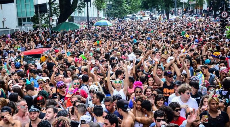 Blocos de Carnaval 2019 SP
