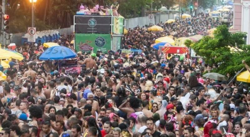 Carnaval no Brasil 2019