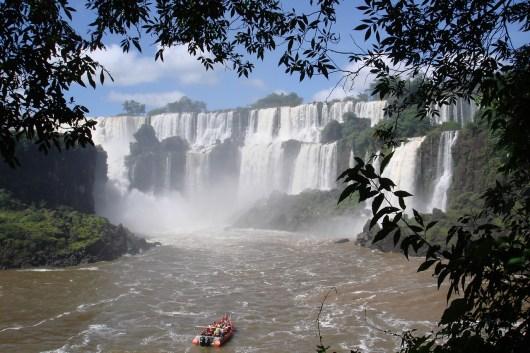 Férias de julho em Foz do Iguaçu no Paraná
