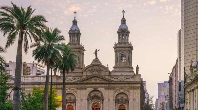 Férias de julho no Chile 2019 - Santiago