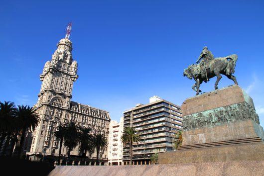 Férias de julho no Uruguai 2019 - Montevidéu