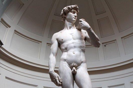 Escultura de David Masterpiece