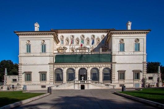 Villa Borghese - Roma - Itália