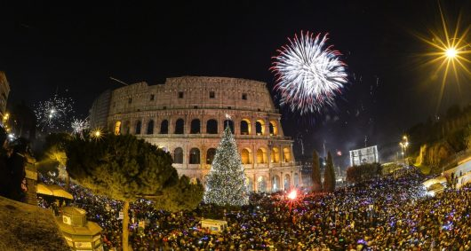 Réveillon Roma 2020