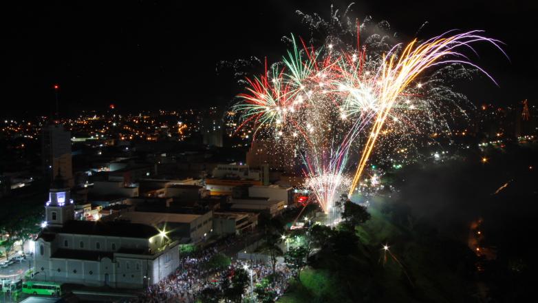 Réveillon São José dos Campos 2020