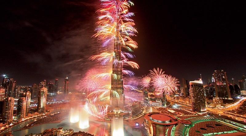Réveillon Emirados Árabes 2020