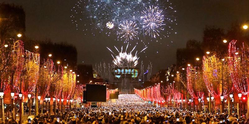 Réveillon França 2020