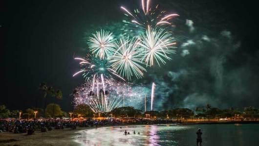 Réveillon Havaí 2020