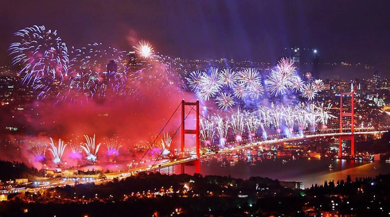 Réveillon Istambul 2020