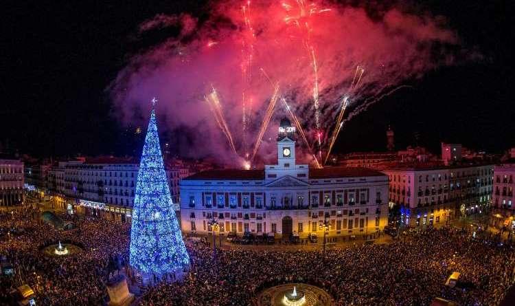 Réveillon Madri 2020