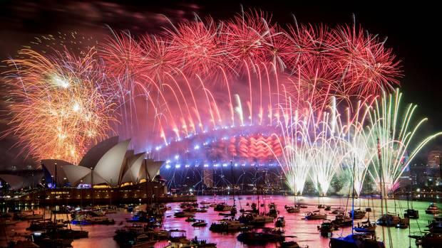 Réveillon Sydney 2020