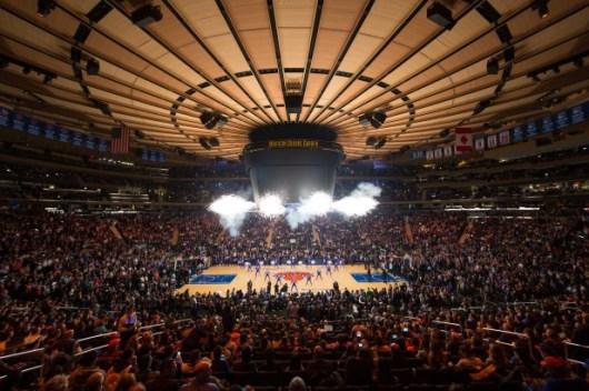 Estádio do Madison Square Garden