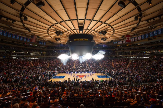 Estádio do Madison Square Garden