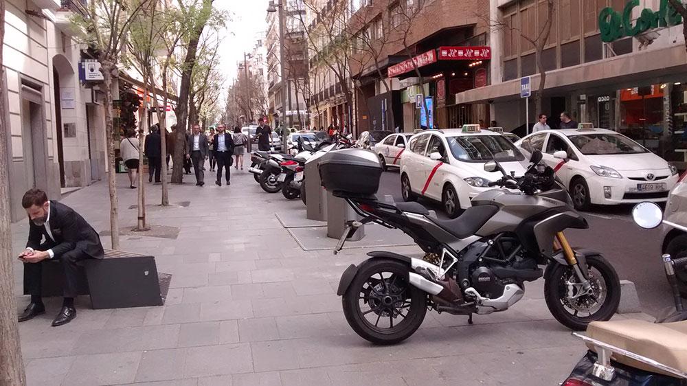 Ducati Multistrada gris - compra moto