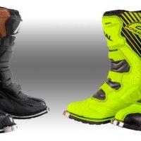 Las 5 mejores botas de moto trail por menos de 140€