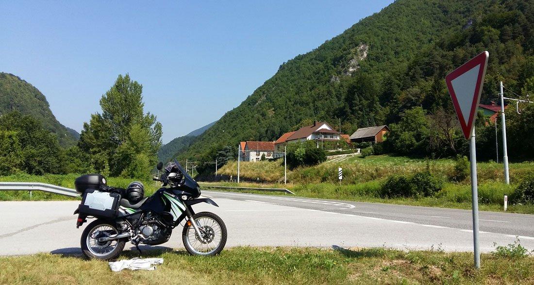 Eslovenia, de camino a Ljubljana