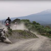 Introducción a la conducción trail