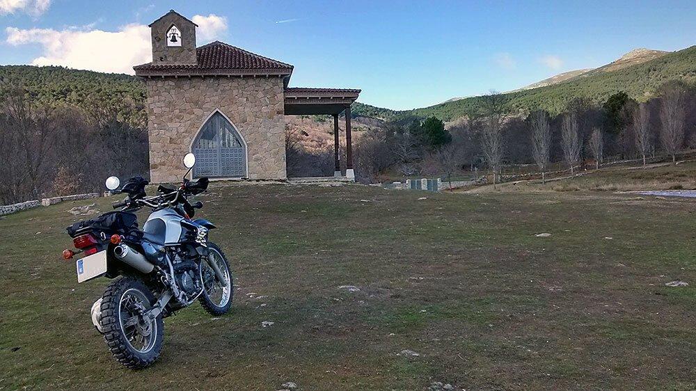 Trail en Casillas, ermita de San Isidro