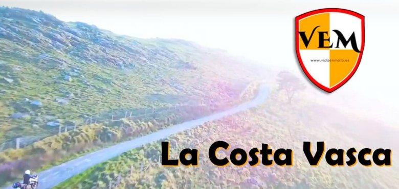 VidaEnMoto en La Costa Vasca