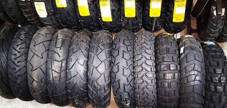 neumáticos mixtos para motos trail
