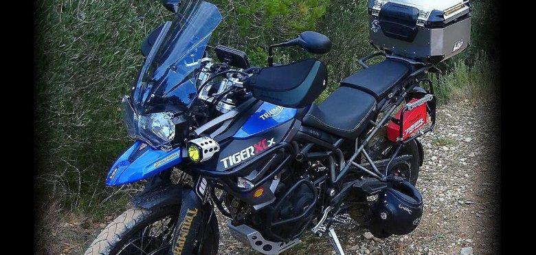 Accesorios de moto, chuches o extras