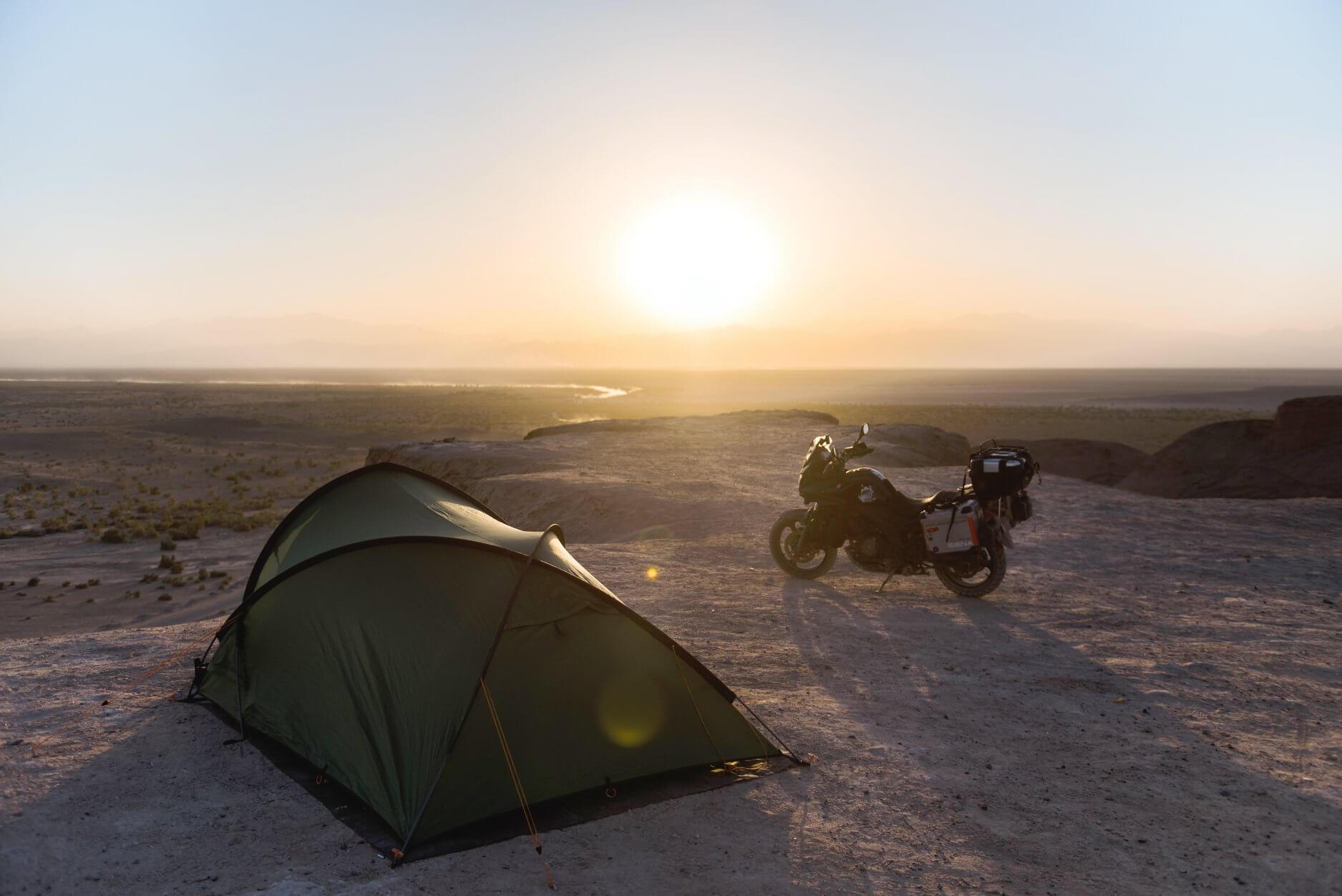 acampada - wildfeathers