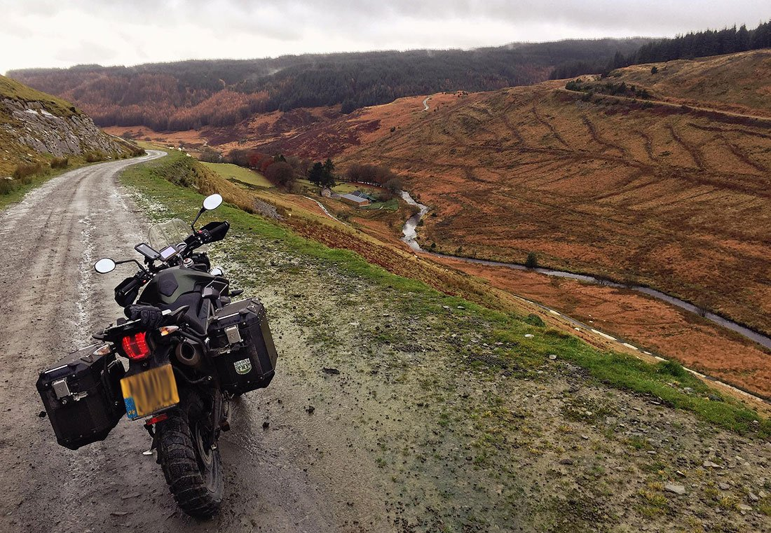 El moto turismo actual