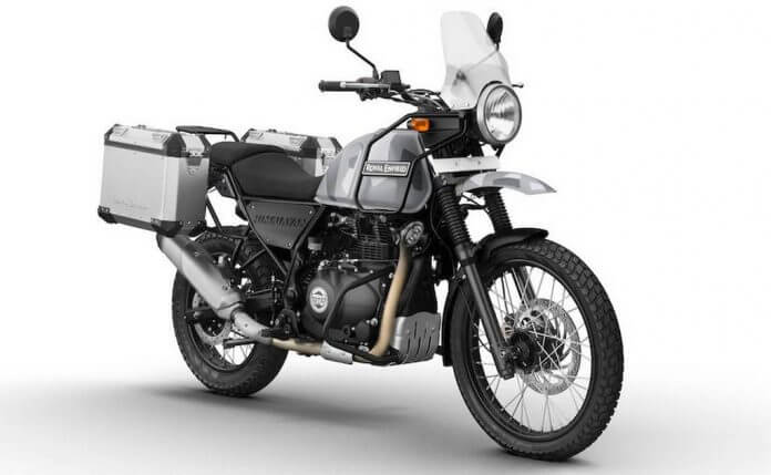 Royal Enfield Himalayan 2020 Gravel Grey