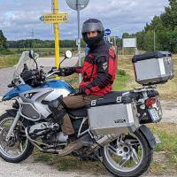 La BMW GS 1200 R: mi opinión (Hungría en moto II)