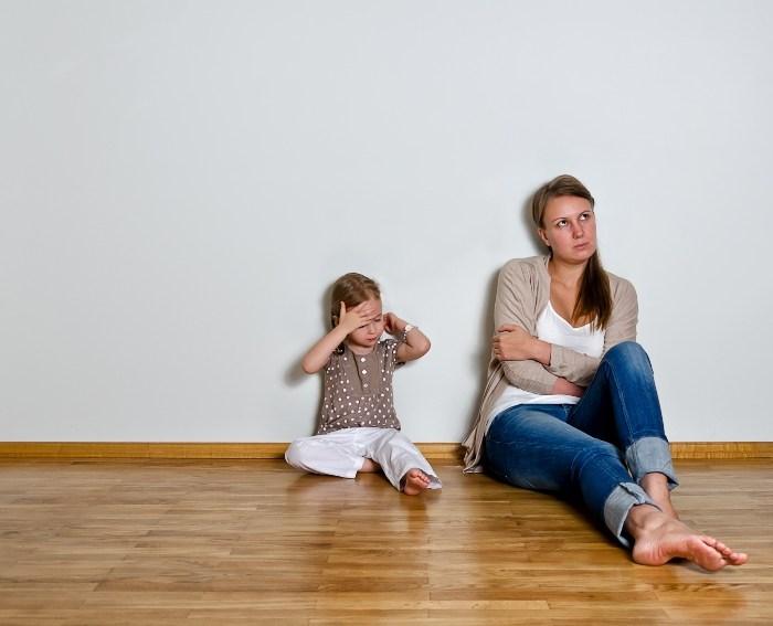 5 momentos de la maternidad que me hacen querer apretar el botón de «borrón y cuenta nueva»