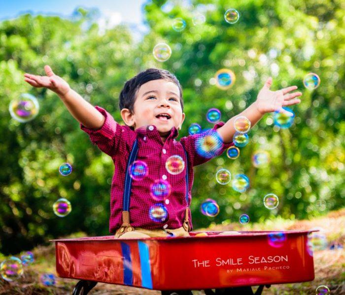 5 Tips para que tomes fotos hermosas de tus hijos con tu celular