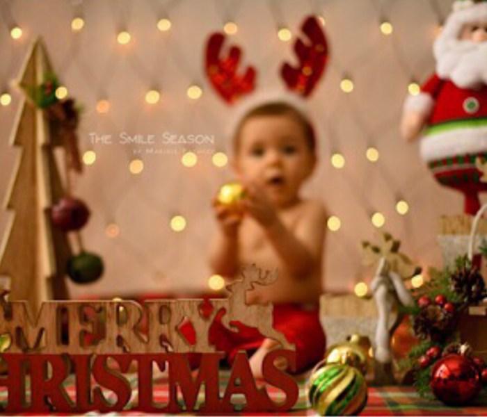 Ideas para tus fotos navideñas