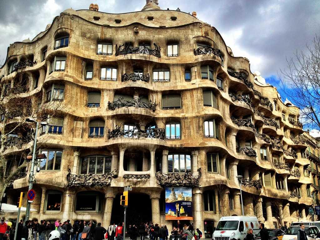 Барселона: Достопримечательности Барселоны, Испания