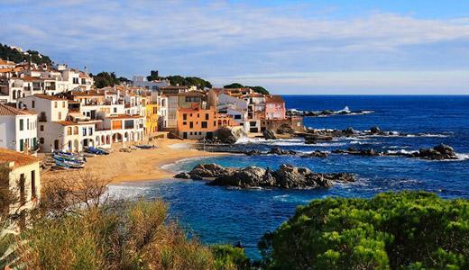 Курорты Испании