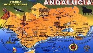 Андалусия